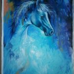 Extra large Painting_Horse Painting